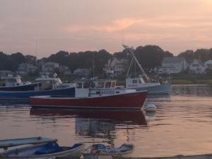 Green Harbor marina